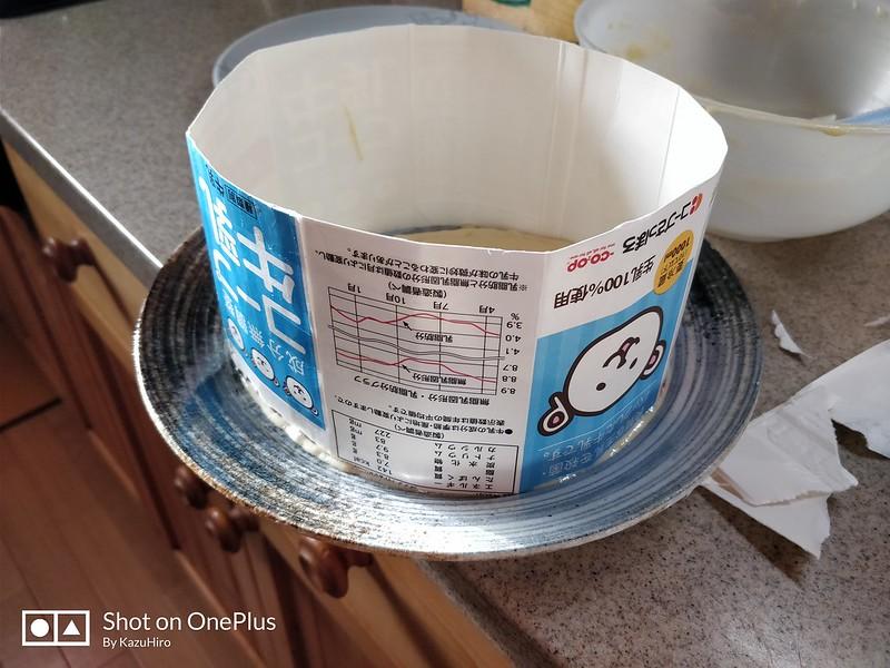 手作りパンケーキ (2)