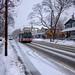 Snowfallen Bus Route by stevebirk_