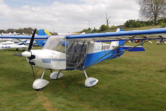 G-VVVV Best Off Skyranger [BMAA HB 427] Popham 020509