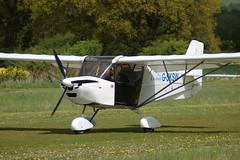 G-SKSW Best Off Skyranger [BMAA HB 553] Popham 020509