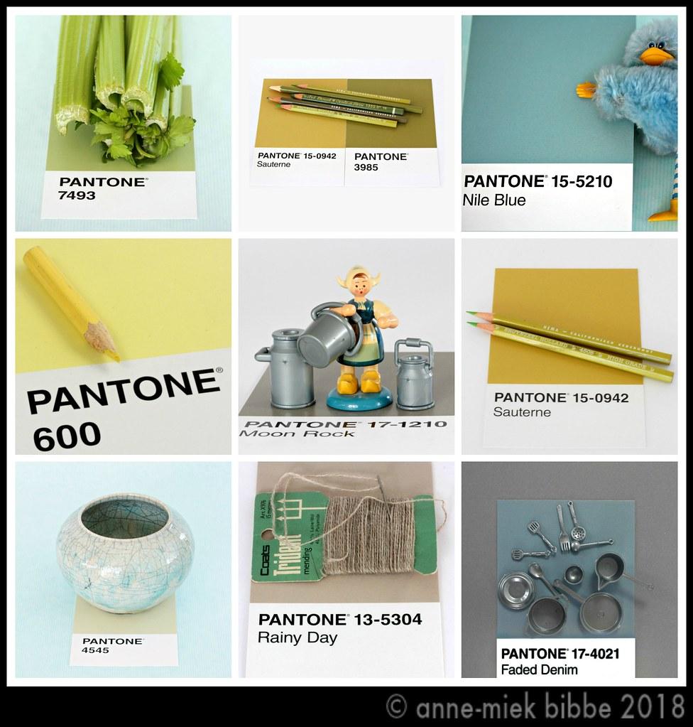 Pantone 15 0942 Sauterne Anne Miek Bibbe Flickr