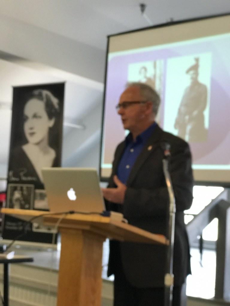 Mona Parsons, Nova Scotia's War Hero