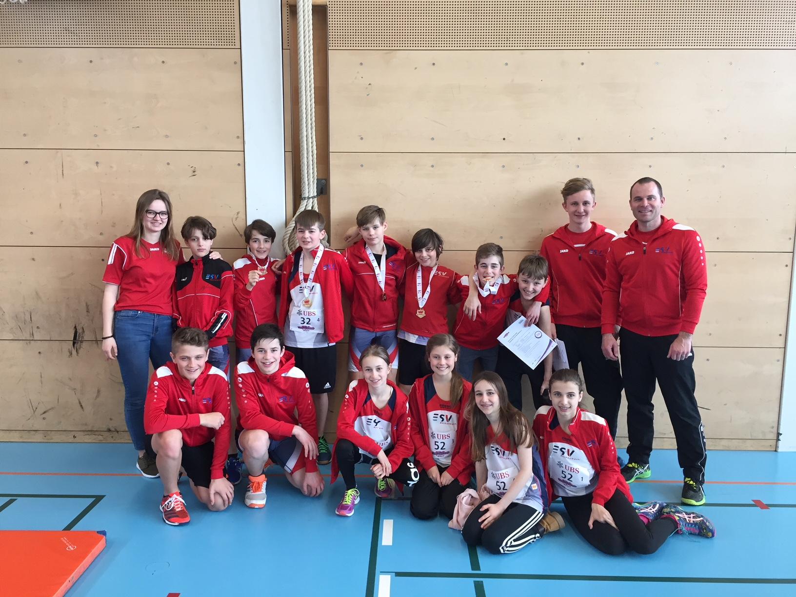 Erfolg am Kids Cup: Zwei Teams für Schweizer Final qualifiziert