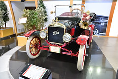 HISTORICAL VINTAGE CAR MUSEUM IN KUWAIT