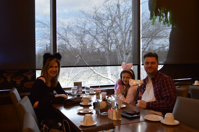 2018 March Break Forest Theme Dining