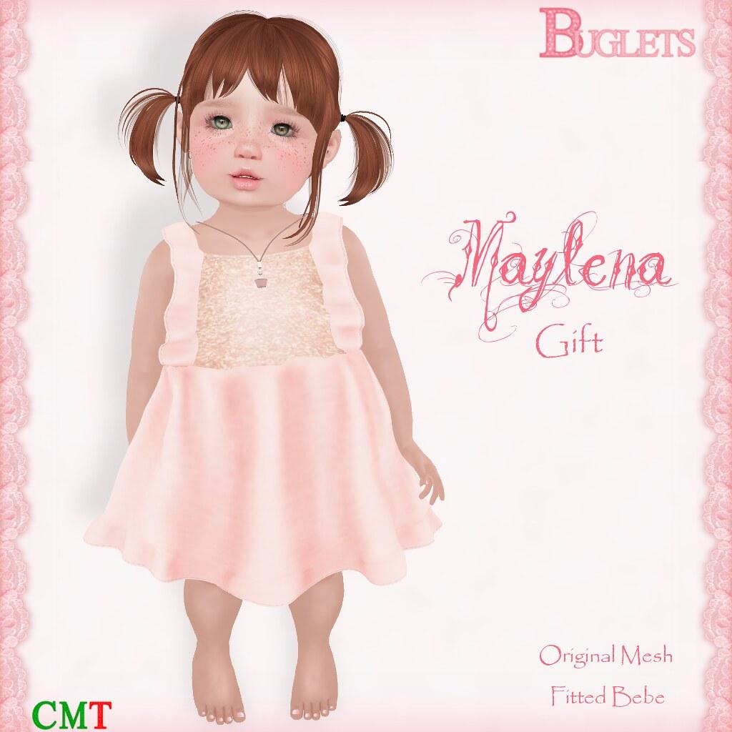 Maylena Dress Gift AD - TeleportHub.com Live!