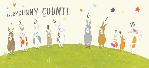 Ellie Sandall, Everybunny Count!