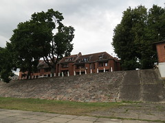 Таунхаузы в историческом центре Каунаса