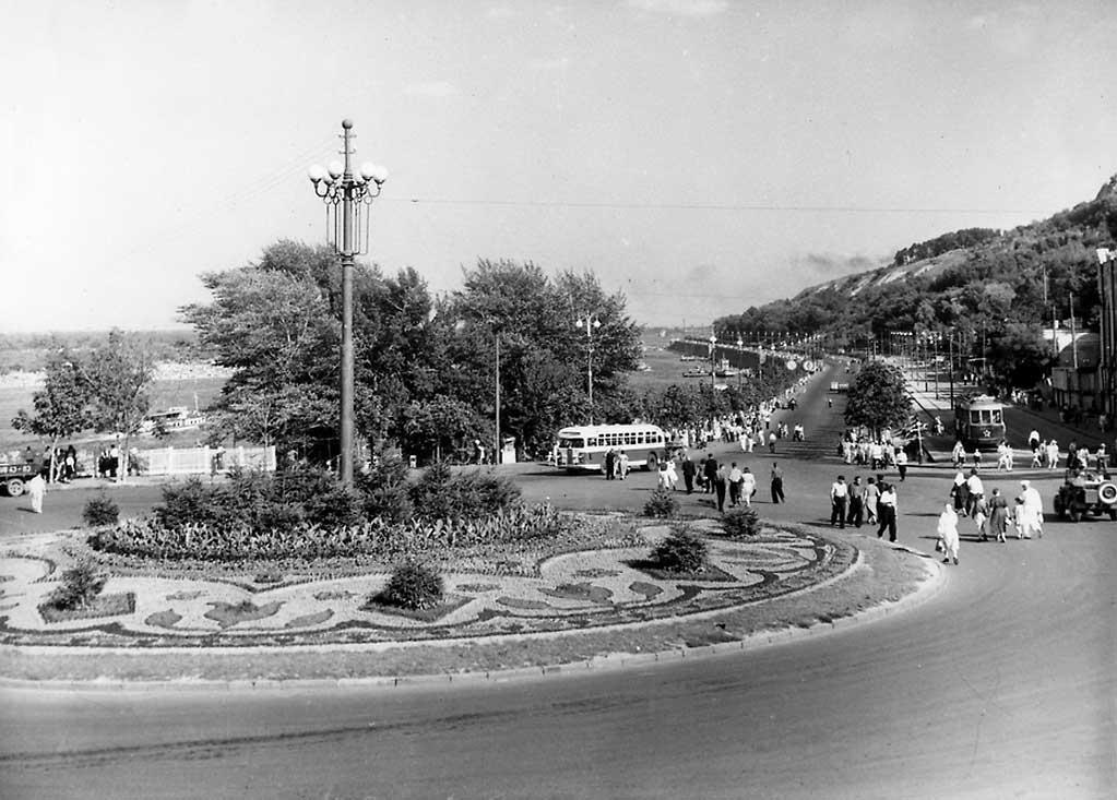 Почтовая площадь, 1953 год