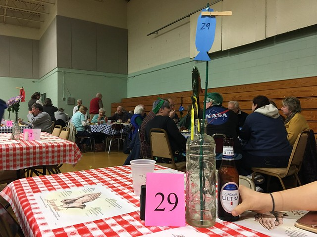 St Anthony's fish fry