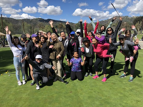 LGA Mother/Daughter/Granddaughter Golf Clinic