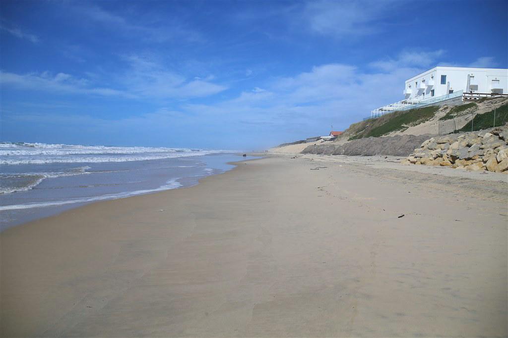 Érosion côtière à Biscarrosse