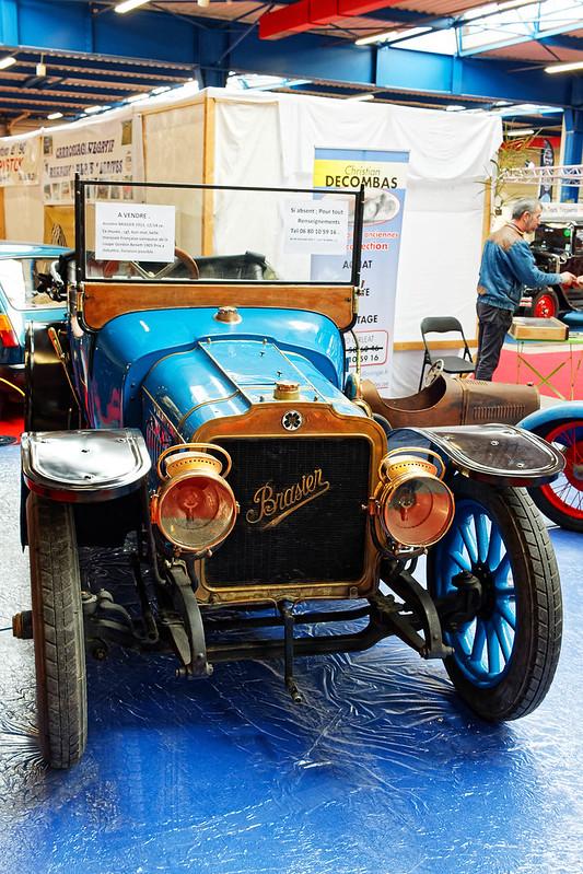 Les Renault du 31 ème Salon du Véhicule Champenois à Reims !  39194338330_2c1879c36b_c