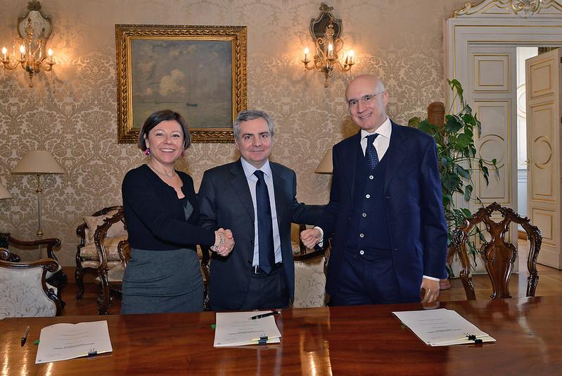 Terremoto Italia centrale: da BEI 1 miliardo al MEF per ospedali, scuole ed edifici pubblici