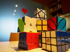 Cube family