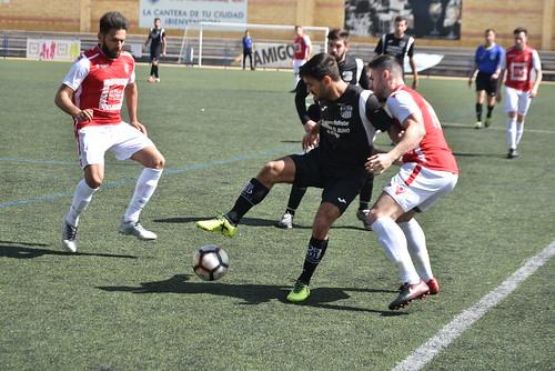 Fútbol 2º Andaluza At. Dos Hermanas y Calavera C.F.