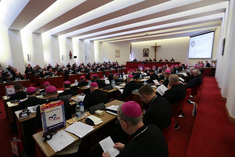 378. Zebranie Plenarne Konferencji Episkopatu Polski