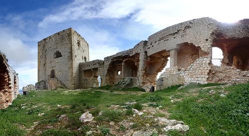 Castillo de Teba,(Teba, Málaga)