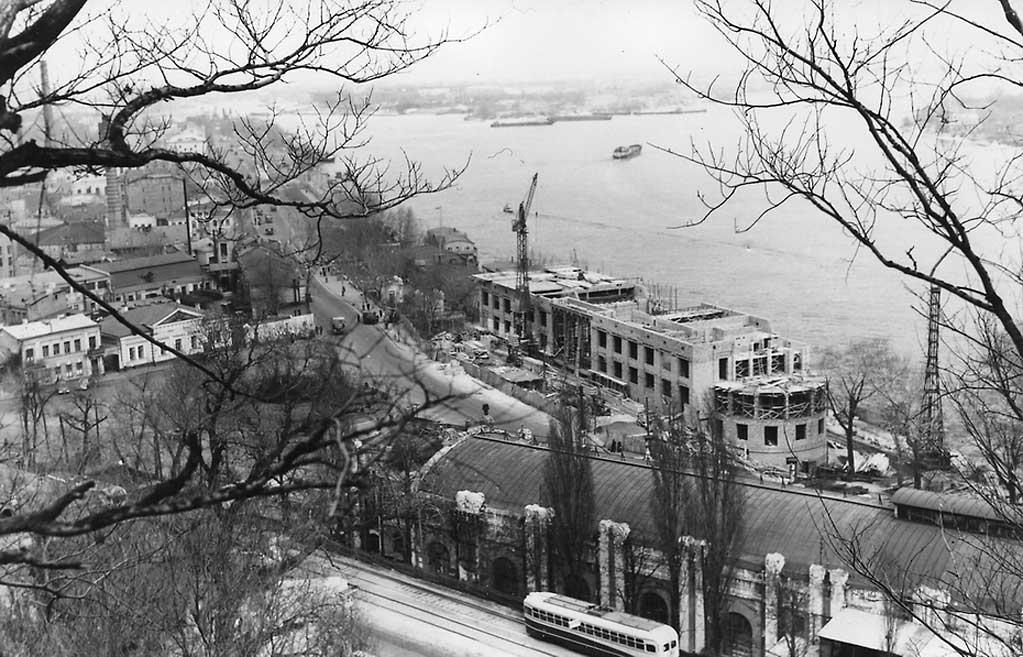 Панорама Подола, 1959 год