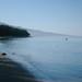 La Saline : seul sur le lagon...