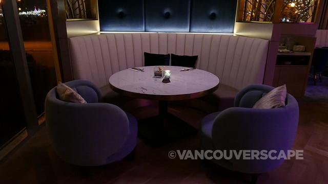 Westin Bayshore Hotel/H Tasting Lounge