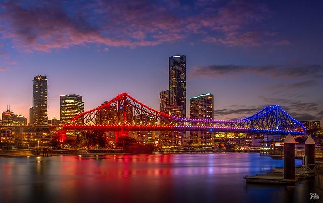 Brisbane Dusk