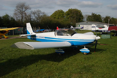 G-CDXO Zenair CH.601 [PFA 162A-14524] Popham 020509