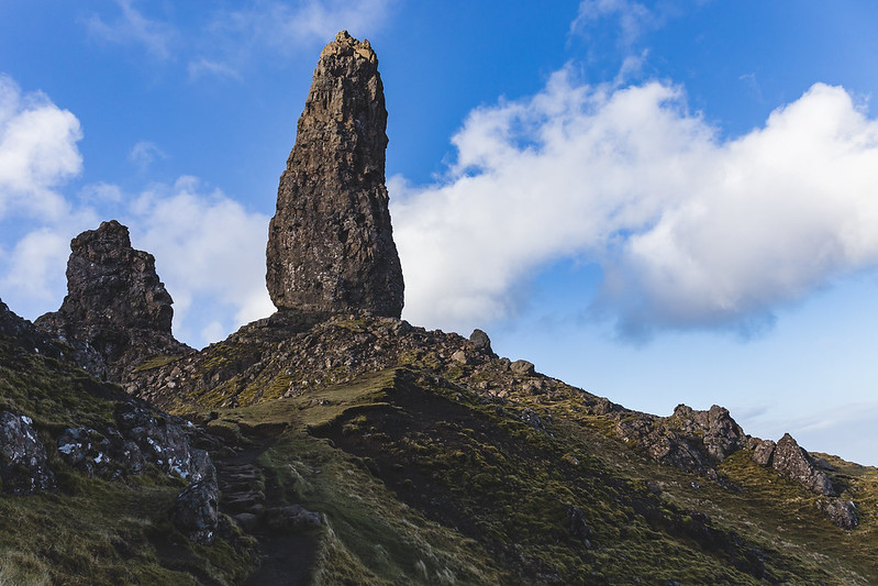 Old Man of Storr - Skye - Scotland 2017