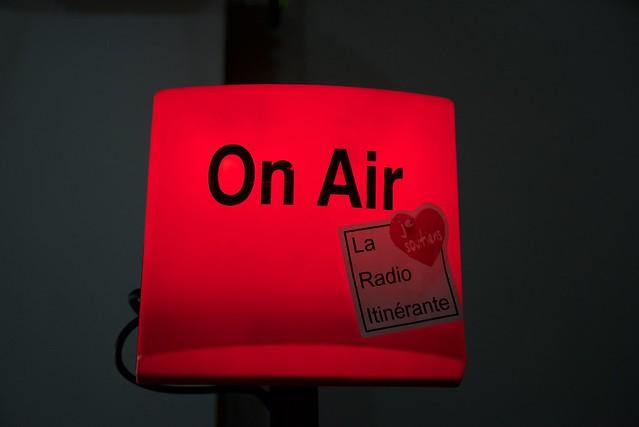 La radio itinérante