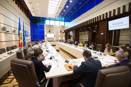12.03.2018 Ședinta grupului de lucru pentru îmbunătățirea legislației mass-media