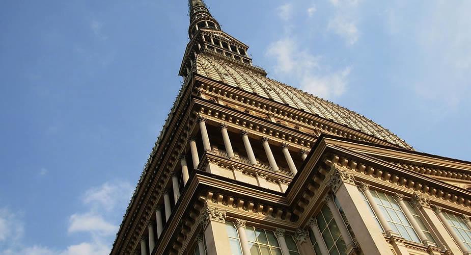 Architectuur in Turijn: Mole Antonelliana | Mooistestedentrips.nl
