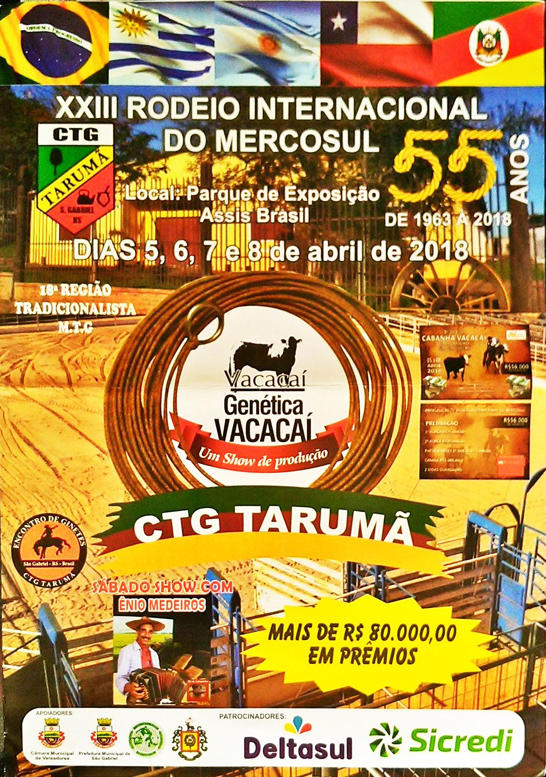 Rodeio Internacional do Mercosul