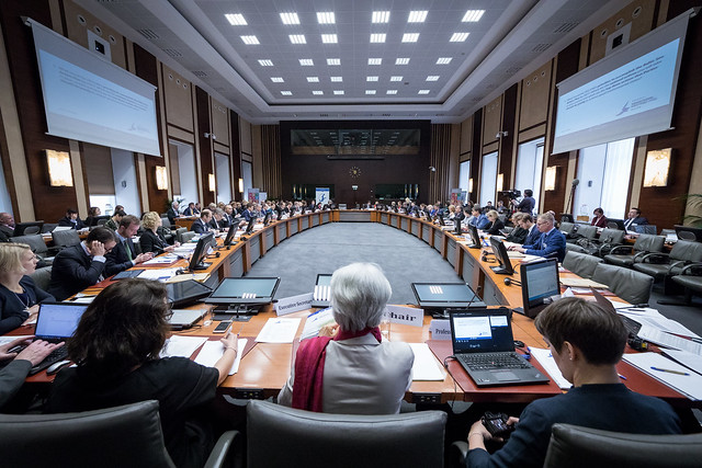 HELCOM Ministerial Meeting 2018, Brussels