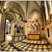 Chichester cathedral chapel of St George