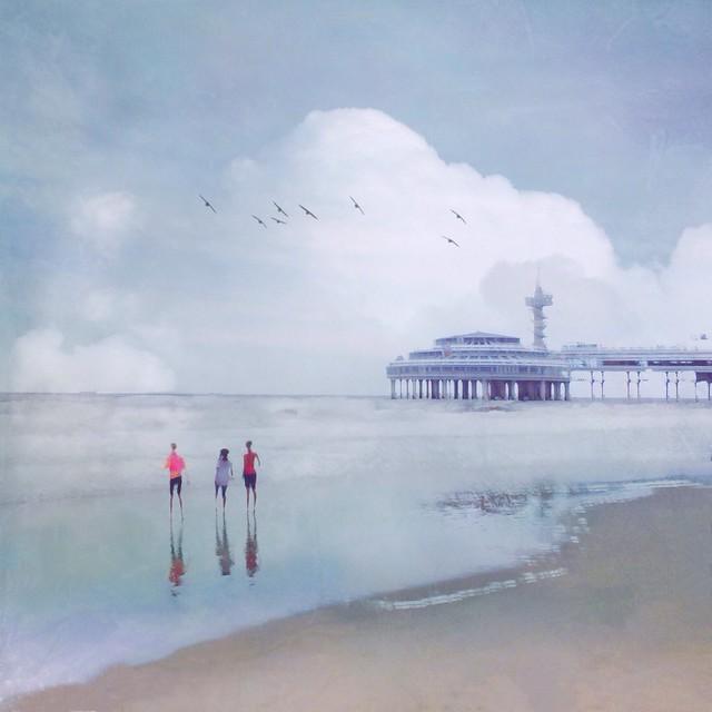 Sheveningen beach