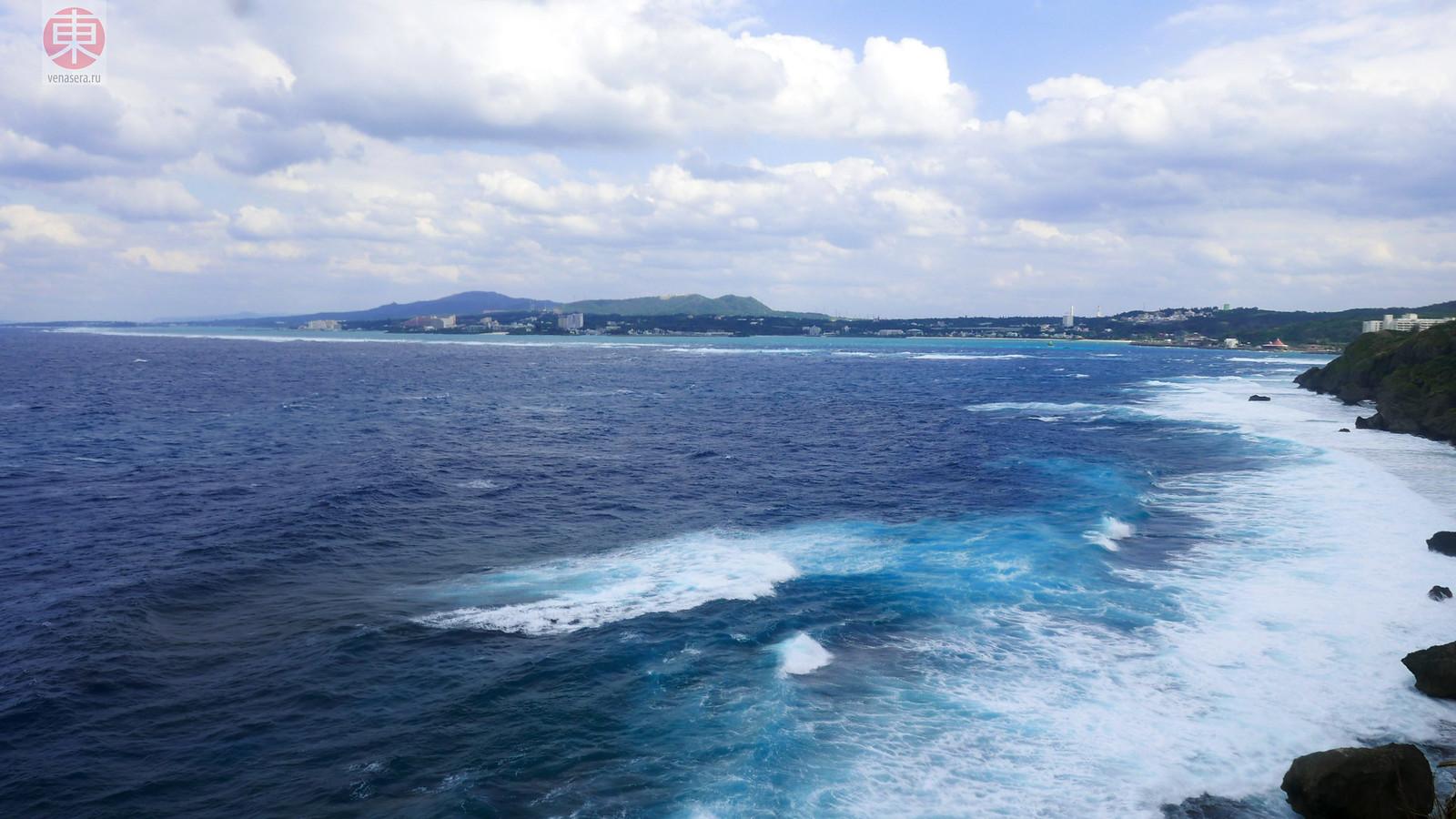 Мыс Маэда, Окинава, Япония