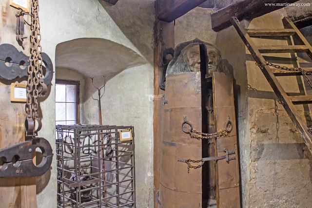 Torre Daliborka, Castello di Praga
