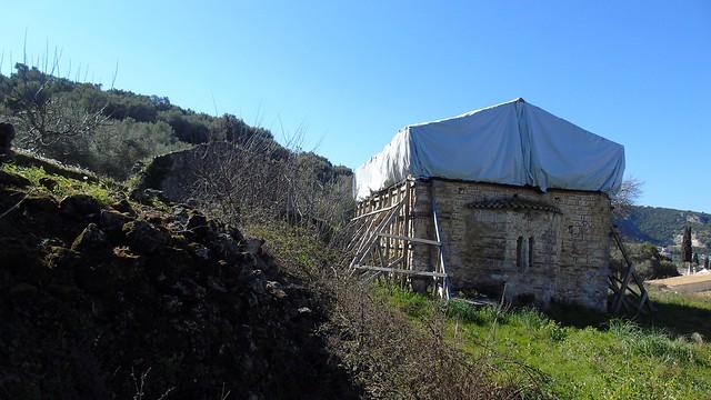 Βυζαντινή εκκλησία Οδηγήτριας, Λευκάδα