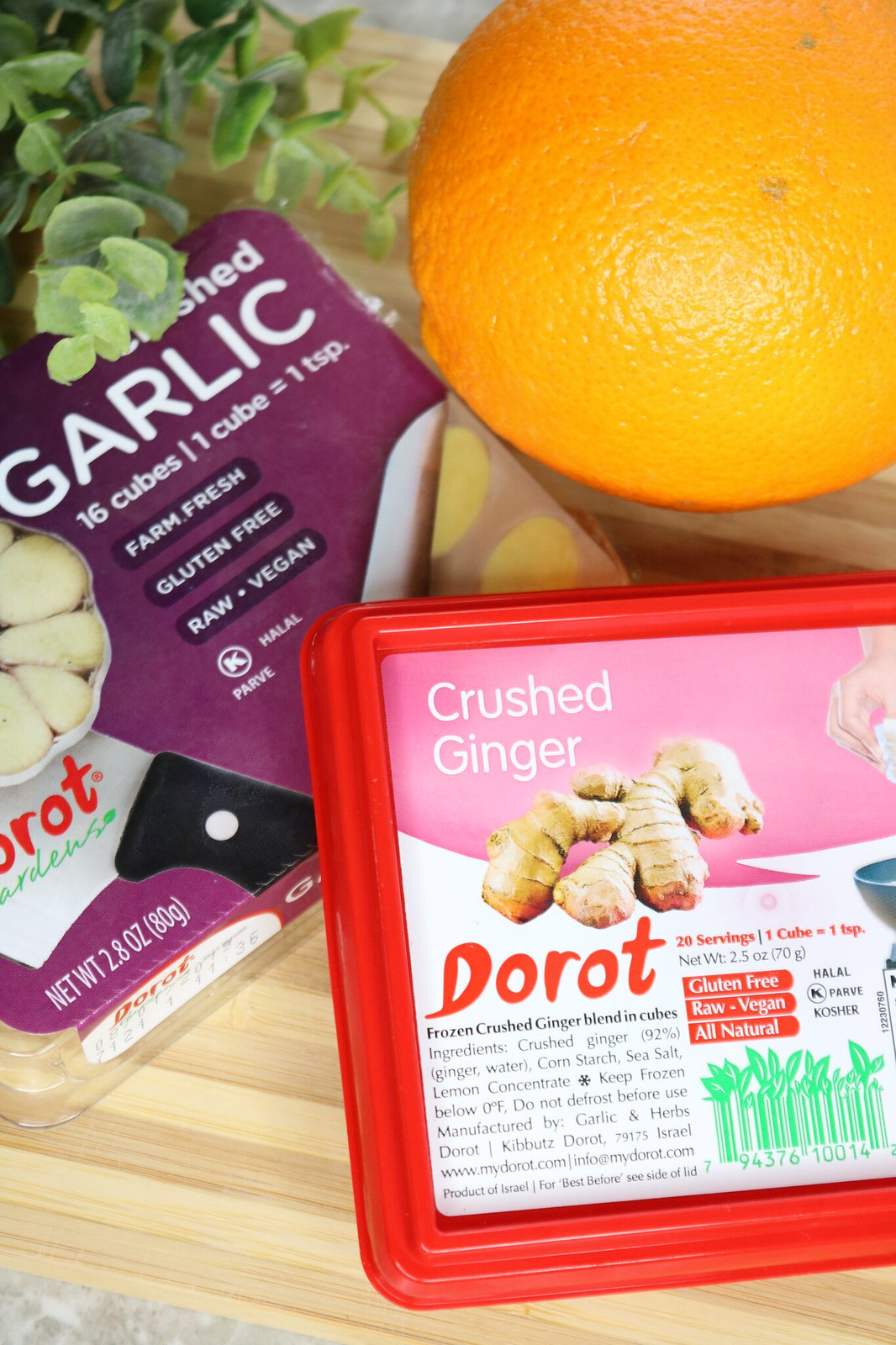 Easy and Delicious Fish Recipe for Lent with Dorot Gardens #ElevateYourPlate