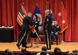 Promotion of Brig. Gen. Johanna Clyborne