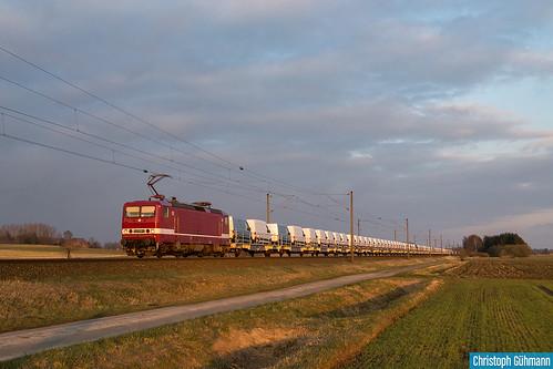 Deltarail 243 559 mit VW Crafter Saarmund - Emden