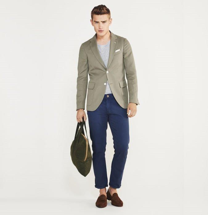 Thời trang vest cho nam giới