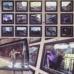 黑夜中雷鳴怒吼大爆發,留守居民黑夜中逃竄,灰塵彌漫火燒屋,這次參觀這間博物館則是由當時的民居遺跡改建。 【浪遊旅人】http://ift.tt/1zmJ36B #backpackerjim #jeep #lava #adventure #merapi #mountain #volcano #museum #sisahartaku #gunungmerapi #yogyakarta #indonesia