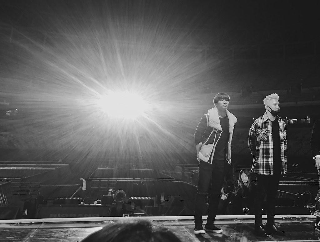 BIGBANG via YGInstagram - 2018-03-12 (details see below)