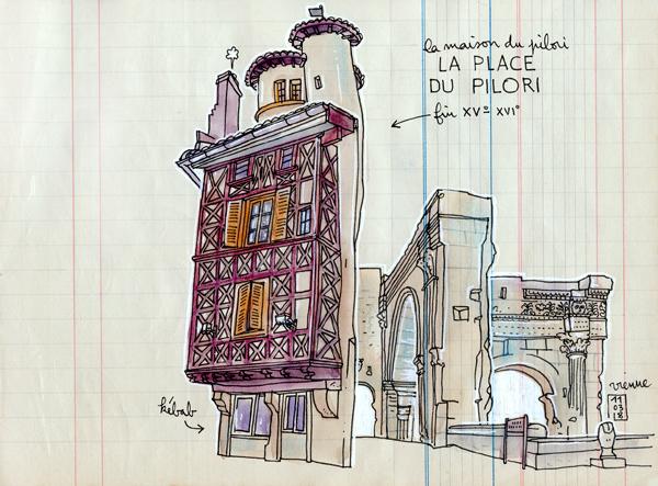 la maison du pilori