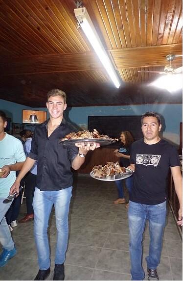 cena club porteño 2