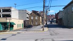 Morgantown old stone house