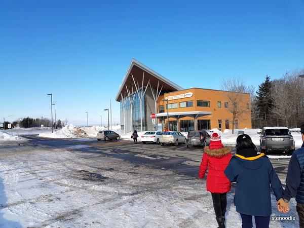 Saint-Nicholas, Quebec pit stop