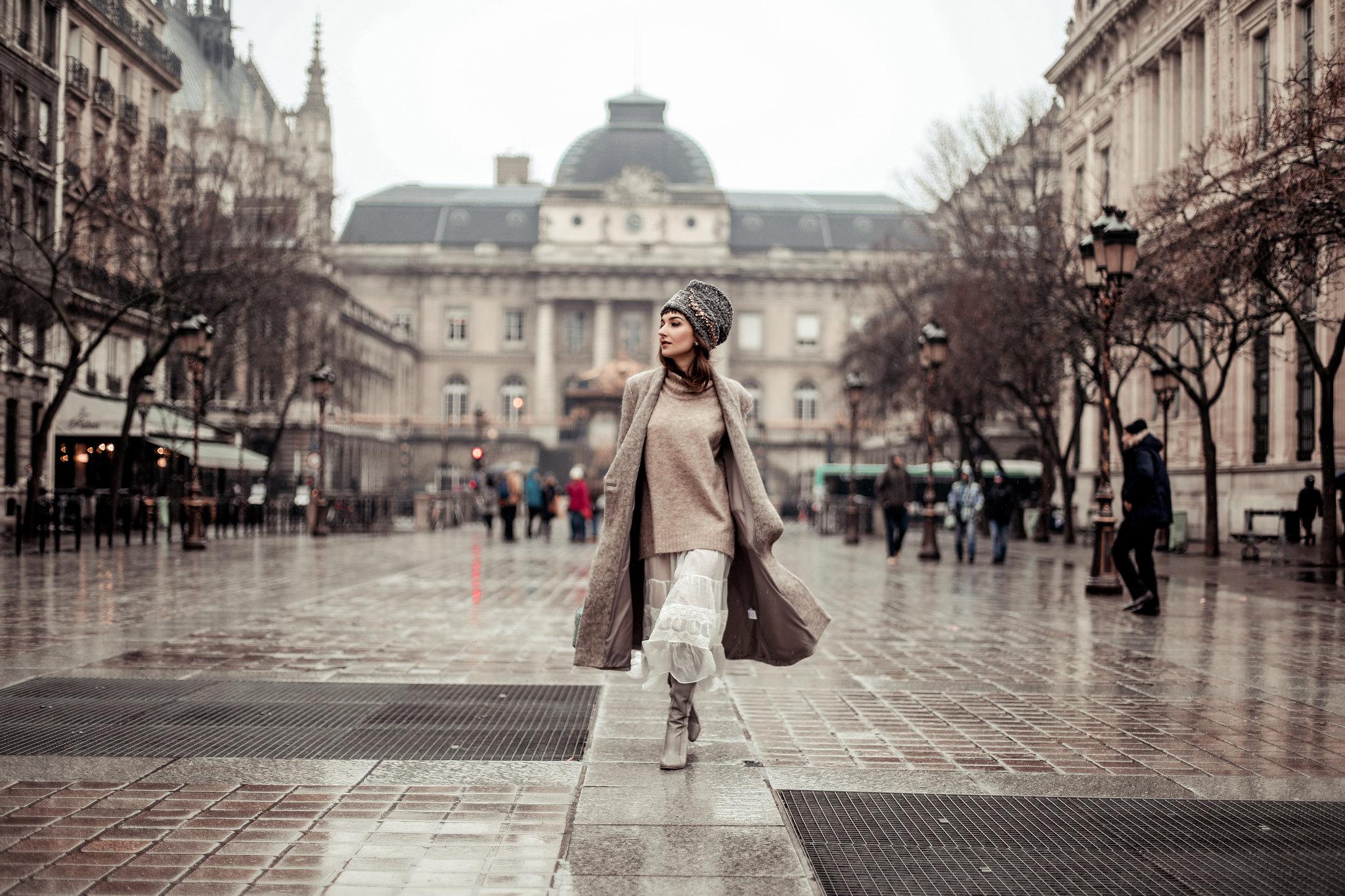 Dochia la Paris