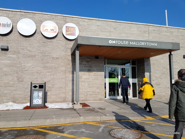 OnRoute Mallorytown